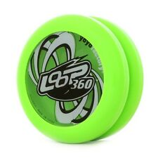Green Loop 360 Yo Yo From The YoYoFactory YoYo + 3 NEON STRINGS YELL/ORG/GREEN