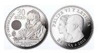 30 EUROS PLATA 2016 - IV Cent. muerte de Cervantes