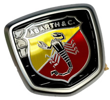 Tailgate Trunk Badge 500 Abarth 70th Aniversary