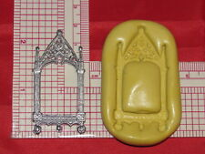 Frame Silicone Mold #118 For Chocolate Candy Resin Fimo Fondant Soap Candle