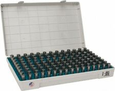 Meyer Gage 0501 To 0625 Class Z Minus Plug Amp Pin Gage Set