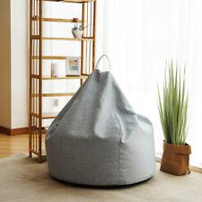 Bedroom Living Room Sofa Portable Washable Beanbag 110*70CM