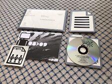 2008 R.E.M. REM HQ Holiday DVD Fan Club Single Christmas