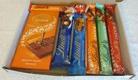Lindt Orange Chocolate Letter Box Gift Hamper