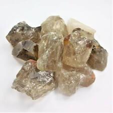 Smoky Quartz (3 Pcs) Raw Crystal Chunk Smokey Stone Quality (CR2)