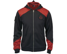 Generation Hoodie - Assassin's Creed - Black & Red (MCH-)