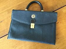 US seller Authentic FENDI  LIZARD LEATHER SHOULDER BAG PURSE VINTAGE Good
