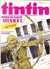 TINTIN  NS  N° 155  1978  SF LA GUERRE DES éTOILES  BE+/TBE