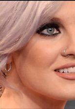 Small Thin Nose Ring Hoop Helix Nose Ear Steel Silver Stud Hoop Piercing Ring