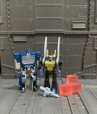 WST KICKBACK WORLD SMALLEST TRANSFORMERS CUSTOM LIMITED RUN OPTIMUS INSECTICONS