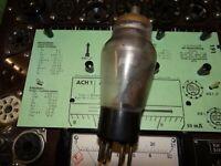 Röhre ACH1 ?Hersteller? Tube 5/4mA Triode Valve auf Funke W19 geprüft BL-1795