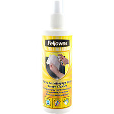 Fellowes 250ml Screen Cleaning spray