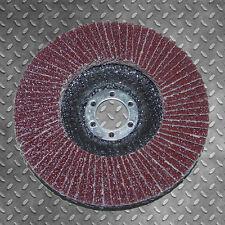 "10 X 4"" FLAP DISC -ALUMINIUM OXIDE  - GRINDING , SANDING"