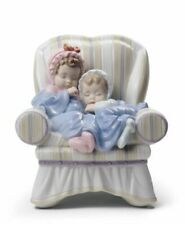 """New Lladro """"My Two Little Treasure"""" Authorized Dealer"""