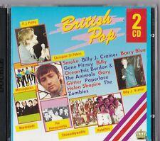 BRITISH POP - 2 CD ALBUM #43#
