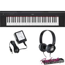 Yamaha NP32 Piaggero 76 Note Piano Style Keyboard with BONUS Headphones