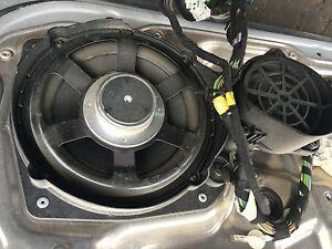 2007-2009 Mercedes-Benz W221 S550 S63 S600 S400 Logic7 speaker tweeter woofer LH