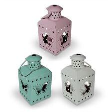 Markenlose Deko-Kerzenständer & -Teelichthalter im Landhaus-Stil aus Metall für Wohnzimmer