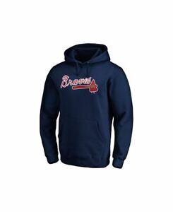 Atlanta Braves Team Hoodie MLB Baseball Champs Hooded Baseball Team Shirt 2021