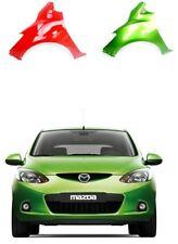 Mazda 2 2007-2014 vorne Kotflügel in Wunschfarbe lackiert, NEU!
