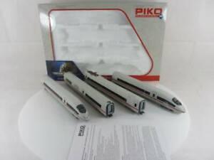 PIKO 57305 ICE 3 der DB, 4-teilig, Wechselstromausführung, gebraucht mit OVP,