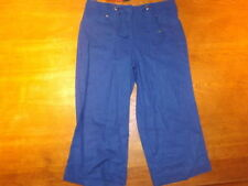 BHS Capri, Cropped Trousers for Women