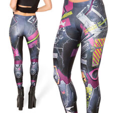 Unbranded Polyester Solid Leggings for Women