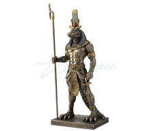 Sobek- Egyptian God of The Nile Statue Figurine Sculpture HOME DECOR