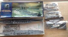 USS Missouri Escala 1:450 más 3 X Model Kits. Varios Escalas. GRATIS UK FRANQUEO