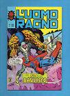 SUPER EROI - L'UOMO RAGNO - CORNO -N.203- 9 FEBBRAIO 1978 - NON DI RESA