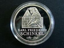 Münzen der BRD in Euro-Währung aus Silber für Berühmte Persönlichkeit auf Polierte Platte