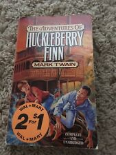 The Adventures of Huckleberry Finn by Mark Twain (1988, Trade Paperback)