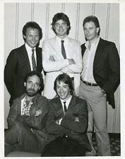 MARTIN SHORT BILLY CRYSTAL RICH HALL SATURDAY NIGHT LIVE CAST 1984 NBC TV PHOTO