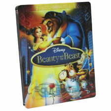 Beauty and the Beast (3D) [Steelbook] (mit dt. Ton) [Blu-ray] NEU / sealed