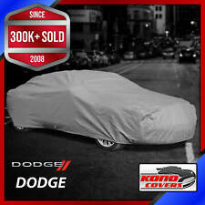 DODGE [OUTDOOR] CAR COVER ✅ All Weather ✅ Waterproof ✅ Full Body ✅ CUSTOM ✅ FIT