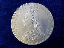 INA Retro Pattern Scotland Crown Victoria 1887 25.7g .925 Silver