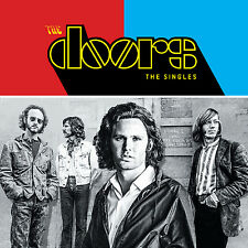 The Doors The Singles 2 CD - Release 15th September 2017