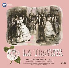 Verdi / Callas - La Traviata (1953) [New CD]