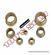 NEW Porsche 911 912 914 930 Bronze Pedal Bushing Kit 911423542341 93042340190