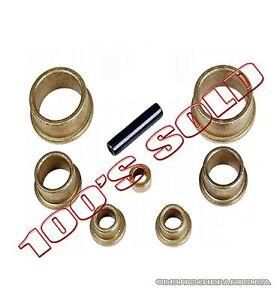 Porsche 911 912 914 930 Bronze Pedal Buchse Set 911423542341 93042340190 PB-90