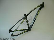 Telaio mtb 29 per bici / xc / crosscountry alluminio Williams ANTRACITE / LIME