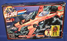1984 GI Joe Vehicle Cobra Rattler Missile Bomb