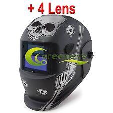 New AEW Solar Welder Mask Auto-Darkening Welding Helmet Arc Tig mig grinding