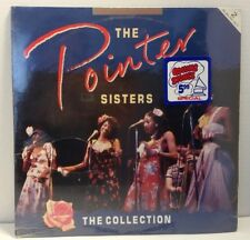 POINTER SISTERS: The Collection SEALED Vinyl LP 2 record set - CCSLP 175