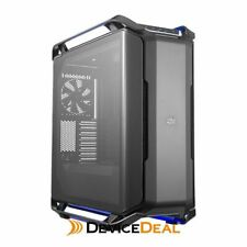 Cooler Master COSMOS C700P RGB Tempered Glass Full-Tower E-ATX Case - Black