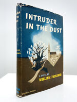 Intruder in the Dust – FIRST EDITION – 1st Printing – William FAULKNER 1948