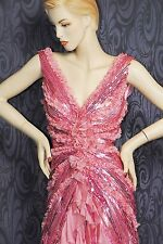 Lara Design Sequin Pink Formal Dress #32049