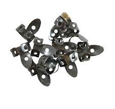 National Metal Finger Picks .025 inch 12-Pack Nickel Silver
