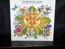 TEARS FOR FEARS TEARS ROLL DOWN - RARE FRENCH CD NM