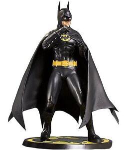 DC Comics NEW! MICHAEL KEATON AS BATMAN STATUE MOVIE BUST DARK KNIGHT Figurine